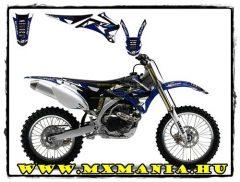 Blackbird Yamaha Graphic kit YZF 250-450 06