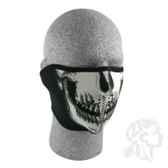 Zan Headgear Skull Face neoprém félmaszk