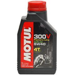 Motul 300V 4T Factory Line 5W-40 motorolaj, 1liter