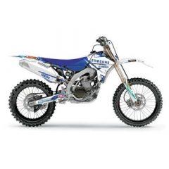 Yamaha Samsung Racing Team matricaszett