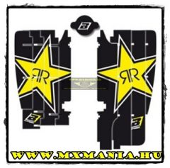 Blackbird Racing Team Rockstar Energy Suzuki World MXGP hűttő matrica