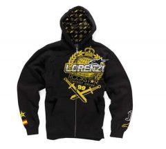 Alpinestars Lorenso Fast Rockstar Energy kapucnis pulóver