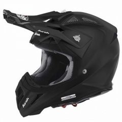 Airoh MX Carbon-Helm Aviator 2.2 Color Black Matt cross bukósisak