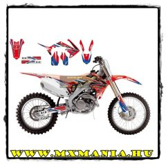 Blackbird Racing Team HRC matrica szett