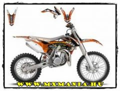 Blackbird Dream Graphics KTM