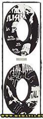 FX Metal Mulisha Black White markolatfánk