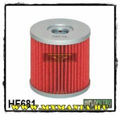 HF 681  motorkerékpár szűrő