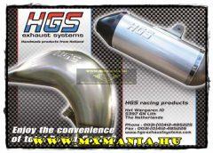 HGS Racing Product 2 ütemű leömlő