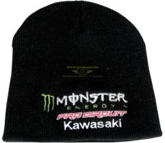 Monster Energy Pro Circuit Kawasaki Télisapka